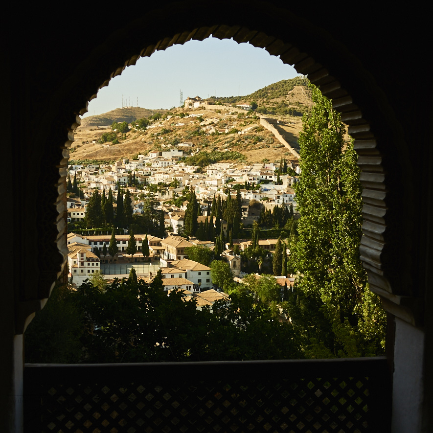 Sacromonte de Palacios nazaríes, Granada