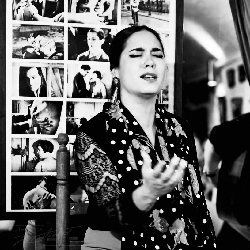 Marian Fernandez (cante) - Le Chien Andalou 2017