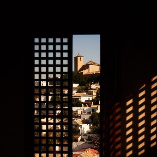 Blick vom Palacio de Dalahorra
