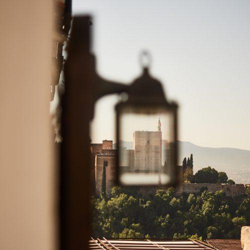 Ein anderer Blick auf die Alhambra