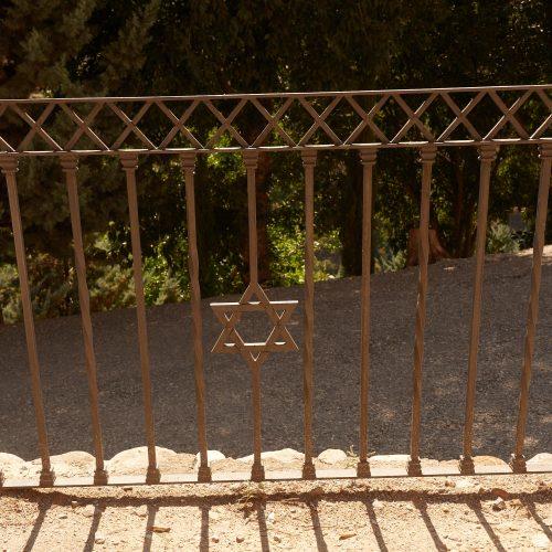 Stern des Salomon, Abadía del Sacromonte