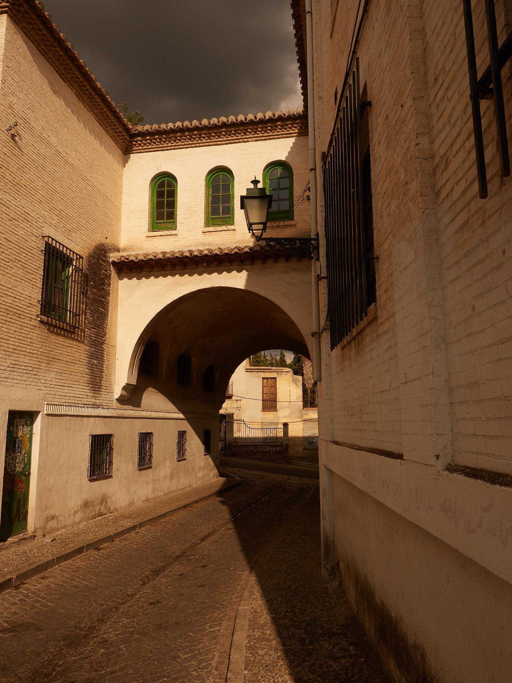 Arco de San Juan de los Reyes