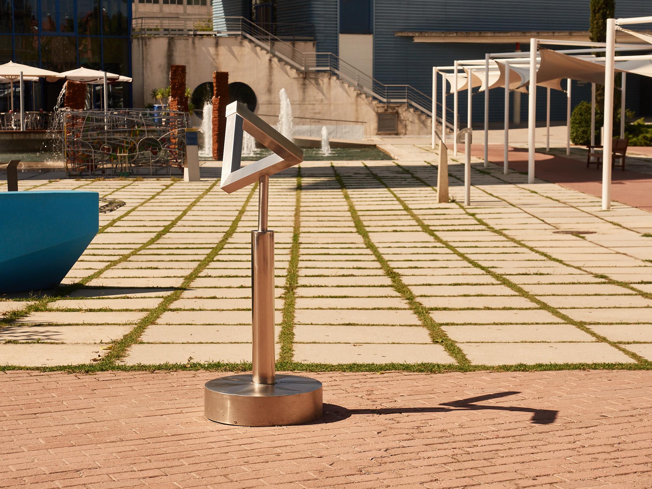 Unmögliches Dreieck, Parque de las Ciencias