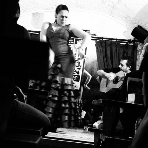 Flamenco im Le Chien Andalou